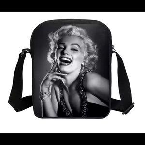 Handbags - Marilyn Monroe Cross Body Bag